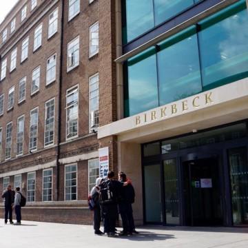 런던대학진학 파운데이션 과정이 진행되는 런던 버벡 대학 캠퍼스